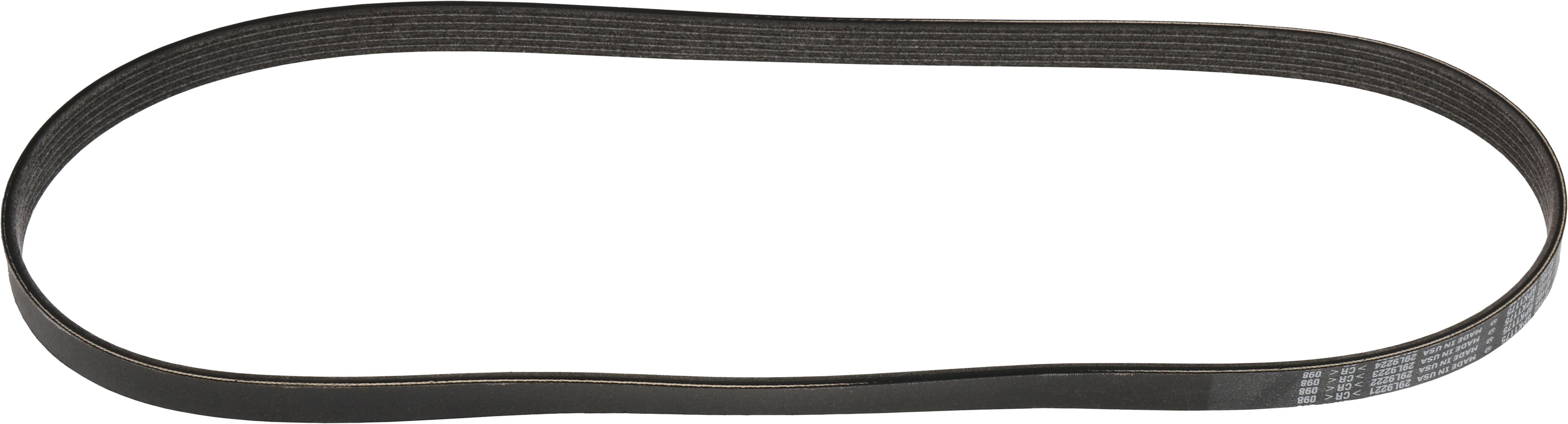 Nissan 350z Serpentine Belt  Compressor  Steering  Power