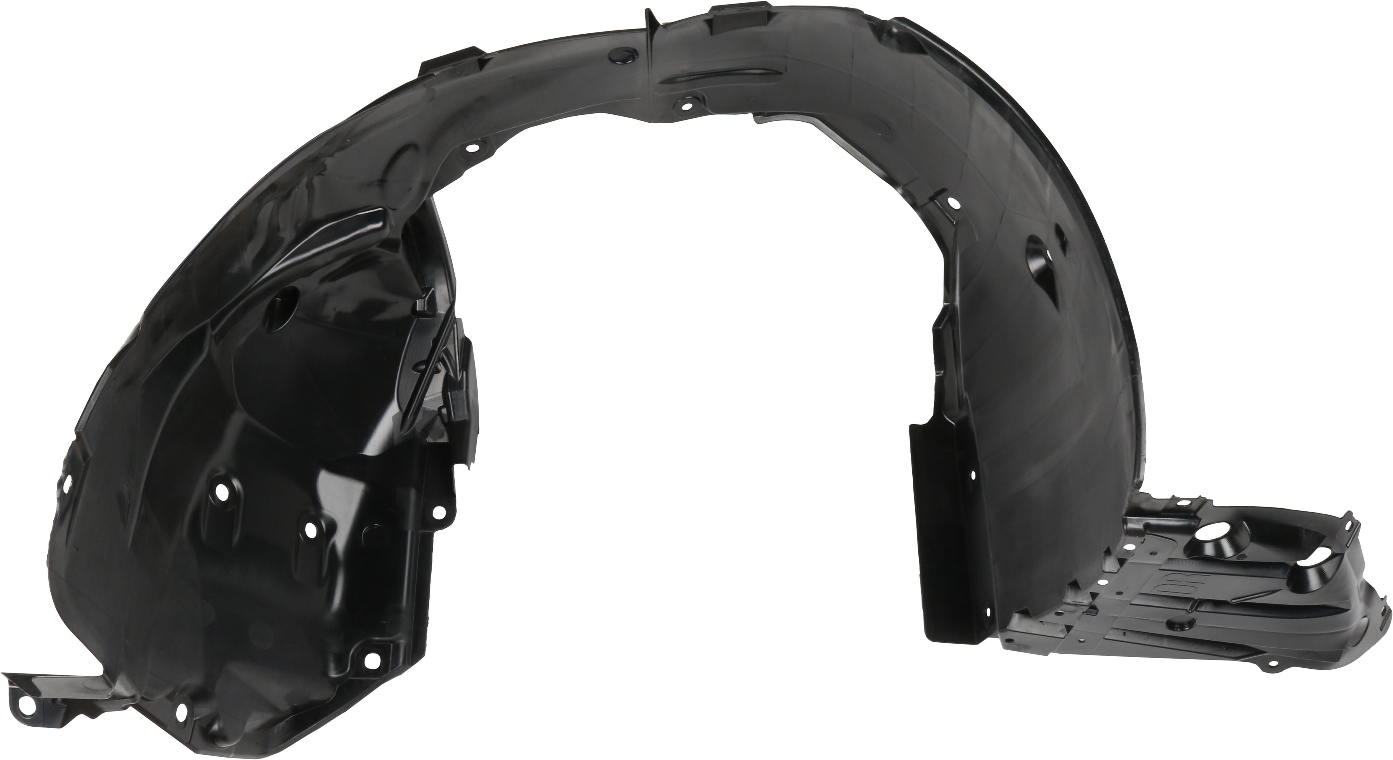 Nissan Altima Fender Splash Shield  Right  Front   Body